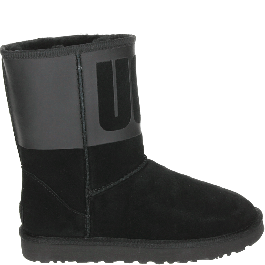 UGG CLASSIC SHORT UGG RUBBER W 352.00.070